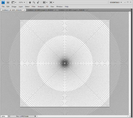 perspective grids in photoshop